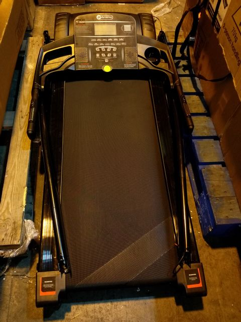 Lot 10041 UNBOXED DYNAMIX T2000D MOTORISED TREADMILL