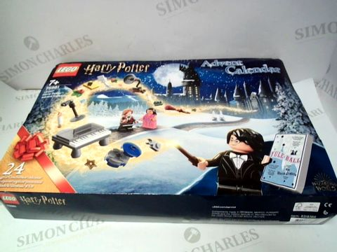 Lot 119 LEGO HARRY POTTER ADVENT CALENDER