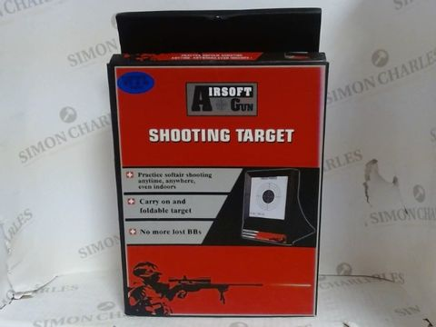 Lot 7044 AIRSOFT GUN - SHOOTING TARGET