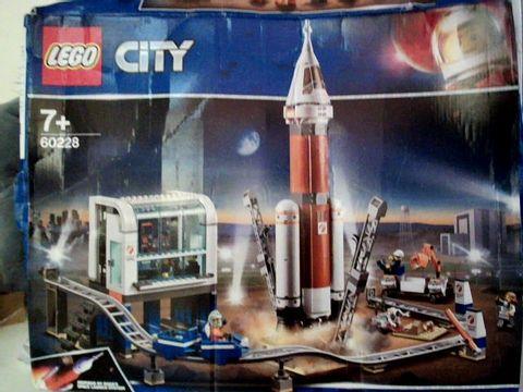Lot 4805 LEGO CITY