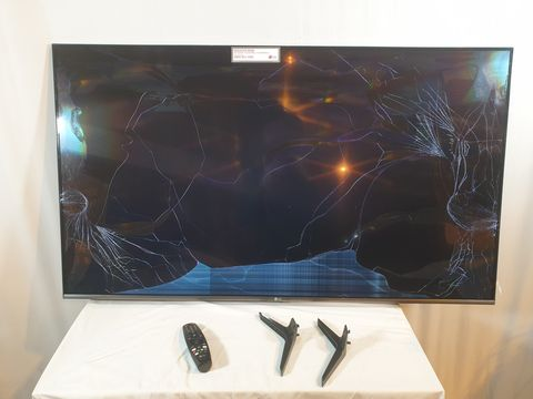 Lot 791 LG THINQ 55UN73 55 INCH 4K UHD SMART TELEVISION
