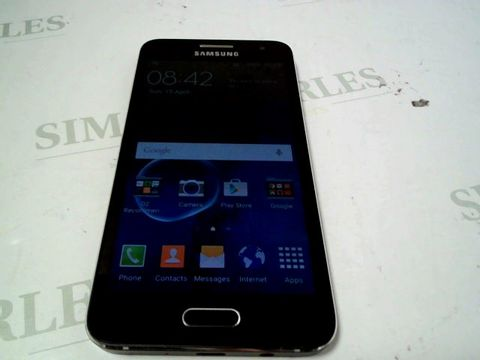 Lot 7313 SAMSUNG GALAXY A3 16GB ANDROID SMARTPHONE