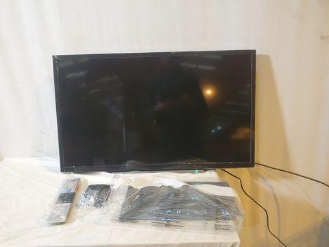 Lot 62 TOSHIBA 32LL3A63DB 32-INCH SMART FULL-HD LED TV