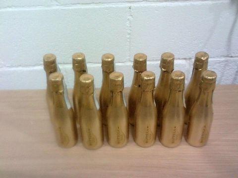 Lot 5 BOTTEGA GOLD PROESCCO - 12 X 200ML BOTTLES