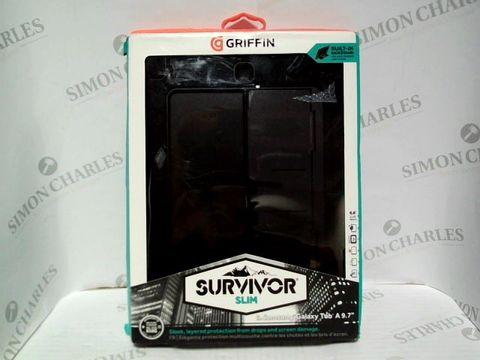 "Lot 7326 SURVIVOR SLIM TABLET CASE FOR SAMSUNG GALAXY TAB A 9.7"""