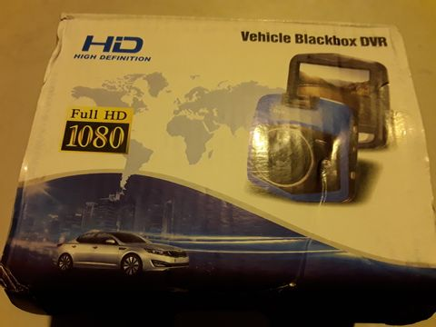Lot 76 HD BLACKBOX DVR