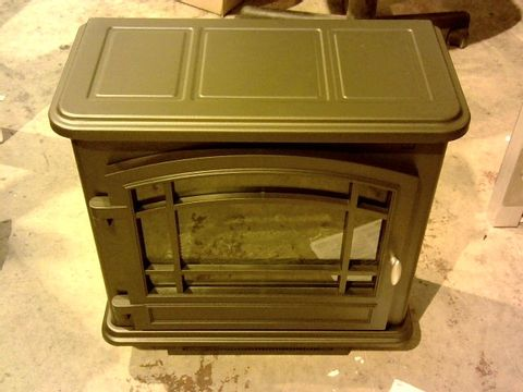Lot 15854 POWERHEAT INFRARED QUARTZ ELECTRIC STOVE HEATER
