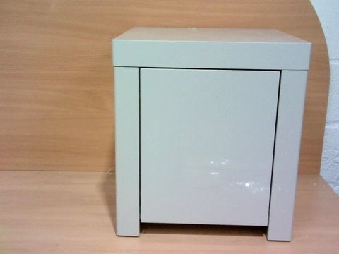 Lot 1035 BOXED ATLANTIC LAMP TABLE (1 BOX)  RRP £85.00