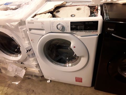 Lot 7092 HOOVER 9KG 1600RPM A+++ WASHING MACHINE