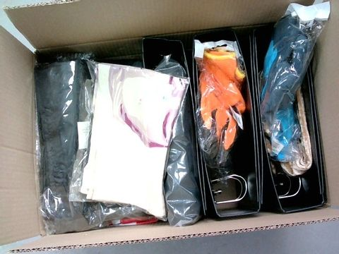 Lot 2295 BOX OF LARGE QUANTITY OF ASSORTED HOUSEHOLD ITEMS