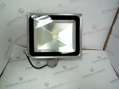 Lot 12936 BOXED DESIGNER LED 50W FLOODLIGHT