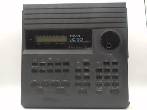 Lot 4002 ROLAND MC-50 MICRO COMPOSER