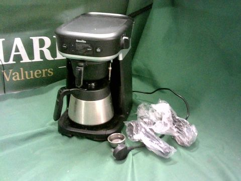 Lot 4043 BREVILLE ALL IN ONE COFFEE HOUSE MACHINE