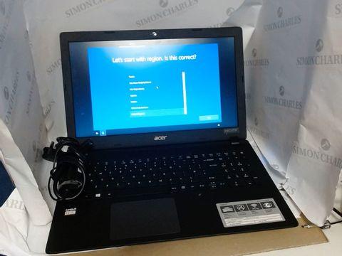 Lot 7656 UNBOXED ACER ASPIRE 3 A315-21 N17Q3 WINDOWS LAPTOP, AMD E2-900E PROCESSOR, 4GB DDR4 RAM, 1000GB HDD