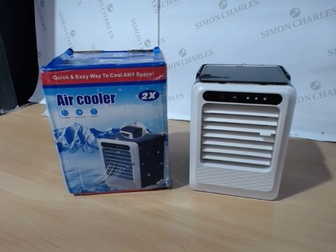 Lot 3018 BOXED DESIGNER AIR COOLER