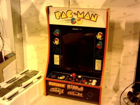 Lot 15627 ARCADE1UP PAC-MAN PARTY-CADE