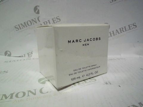Lot 3068 BRAND NEW AND SEALED MARC JACOBS MEN EDT 125ML