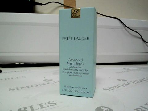 Lot 8181 ESTEE LAUDER NIGHT REPAIR