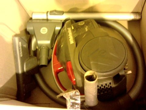 Lot 12033 HOOVER WHIRLWIND CYLINDER VACUUM CLEANER