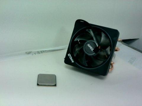 Lot 4197 BOXED AMD RYZEN 7 3RD GEN PROCESSOR PCLE 4.0 READY 3200 X