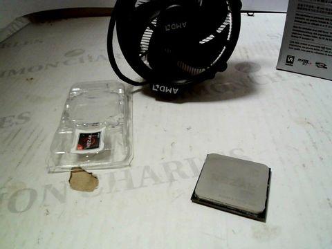 Lot 7283 AMD RYZEN 5 3600X PROCESSOR