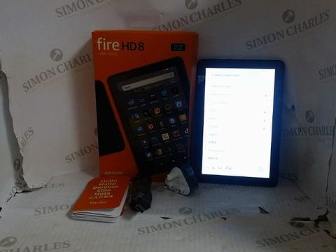Lot 4198 AMAZON FIRE HD 8 32GB ANDROID TABLET - BLACK