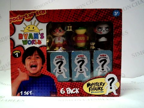 Lot 130 RYANS WORLD MYSTERY FIGURE