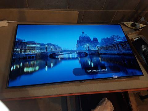Lot 102 LG OLED55B6V 55 INCH 4K ULTRA HD OLED FLAT SMART TV