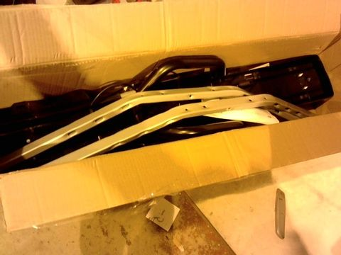 Lot 11912 THULE RIDE ON TOWBAR CARRIER FOR TWO BIKES