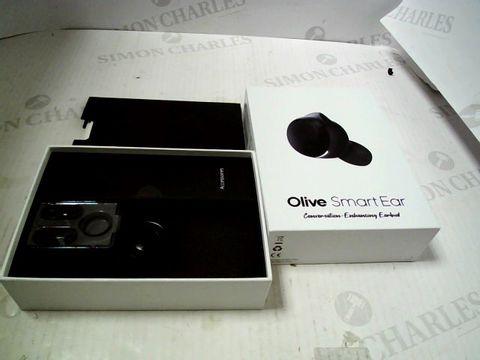 Lot 3102 OLIVE SMART EAR CONVERSATION-ENHANCING EARBUD