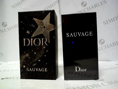 Lot 8094 BRAND NEW AND SEALED DIOR SAUVAGE EDT 100ML WITH GIFT BOX