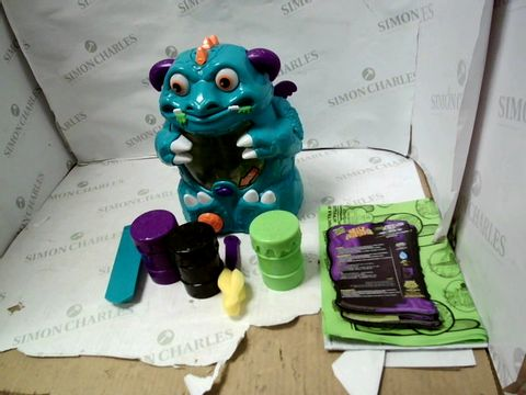 Lot 15044 CRATE CREATURES BELLY BUSTER RRP £70.00