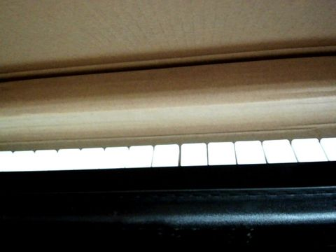 Lot 869 ROCKJAM RJ761-SK KEY ELECTRONIC INTERACTIVE TEACHING PIANO KEYBOARD