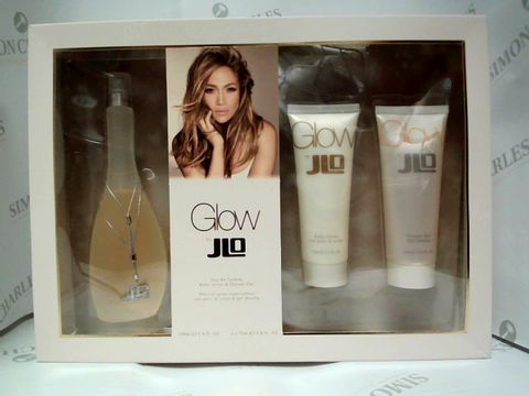 Lot 8046 GLO BY JLO - EDT, BODY LOTION AND SHOWER GEL