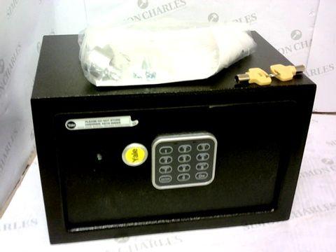 Lot 17 YALE ELECTRONIC SAFE - SMALL