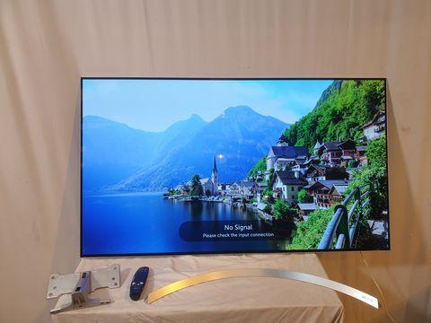 Lot 25 LG 55 INCH OLED55B7V-ES OLED 4K ULTRA HD PREMIUM SMART TV