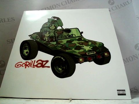 Lot 144 LOT OF 10 ASSORTED VINYL RECORDS TO INCLUDE; GORILLAZ, J.COLE, BICEP ETC