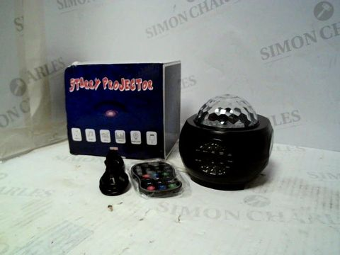 Lot 163 STARRY PROJECTOR