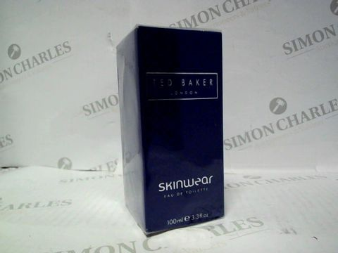Lot 3091 BRAND NEW AND SEALED TED BAKER SKINWEAR EDT 100ML