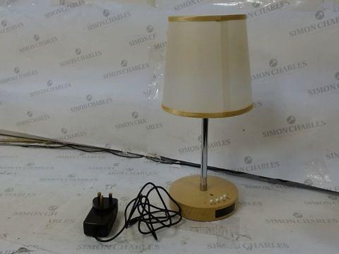 Lot 441 JOWHOL MUSIC TABLE LAMP