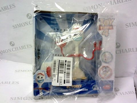 Lot 5481 TOY STORY RC FORKY REMOTE CONTROL CHARACTER RRP £20.00