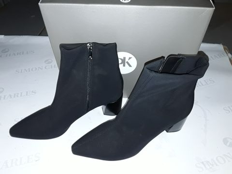 Lot 8008 BOXED PAIR OF PETER KAISER SIDE ZIP LADIES BOOTS