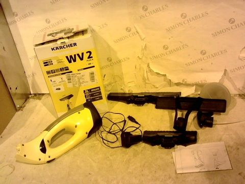Lot 12363 KARCHER WV2 PLUS N WINDOW VAC