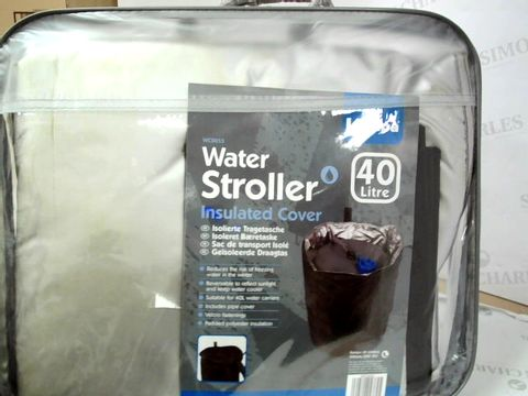 Lot 574 KAMPA WATER STROLLER INSULATED WATER BARREL COVER 40 LITRE