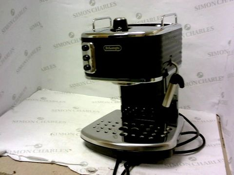 Lot 11268 DELONGHI SCULTURA ESPRESSO & CAPPUCCINO COFFEE MAKER