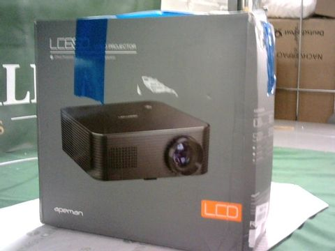 Lot 152 PROJECTOR, APEMAN NATIVE 1080P FULL HD VIDEO PROJECTOR