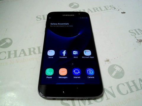 Lot 7315 SAMSUNG GALAXY S7 32GB ANDROID SMARTPHONE
