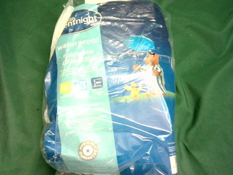 Lot 1067 SILENTNIGHT WATERPROOF MATTRESS PROTECTOR - SINGLE