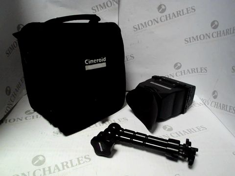 Lot 1598 CINEROID EVF ELECTRONIC VIEWFINDER
