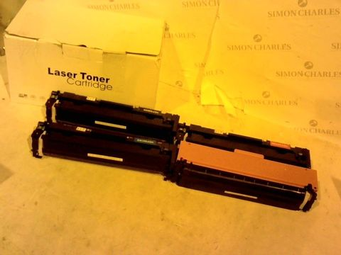 Lot 1386 COOL TONER COMPATIBLE TONER CARTRIDGE REPLACEMENT